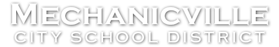 Mechanicville City School District logo type